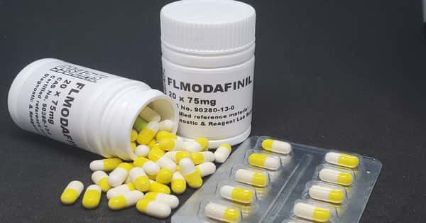 Flmodafinil 4 x more powerful than modafinil