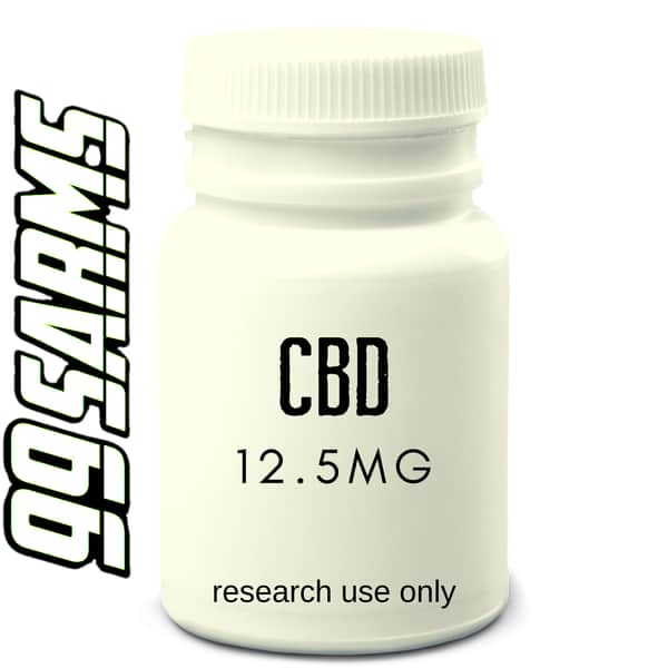 CBD Crystals - 120 CBD capsules - CBD For Sale